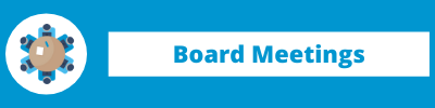 Board Meetings Button